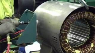 Baldor Shelby Plant - DC Motor Manufacturing
