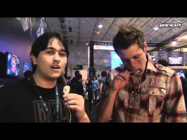 IEM Sao Paulo 2012 - Entrevista com Rotterdam / Interview