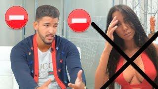 Découvrez pourquoi Sélim (10 couples) refuse de se mettre en couple avec Ines !