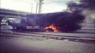 Enfrentamientos Bloqueos Y Balaceras En Reynosa Mexico - Capturan El Gafe Lider Del Cartel Golfo!