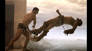 Spartacus kills Gnaeus