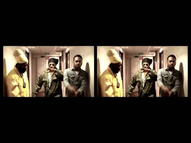 Capleton, General D, Colonel Reyel - Freedom Official Video