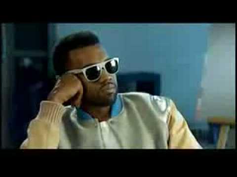 Kanye West Interview (TV3 John Campbell )