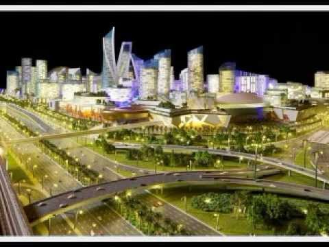 Mall of the World Dubai - Largest shopping centre on the planet