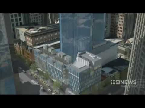 Nine News Melbourne: Rialto Towers to get $100 million upgrade (2/7/2015)