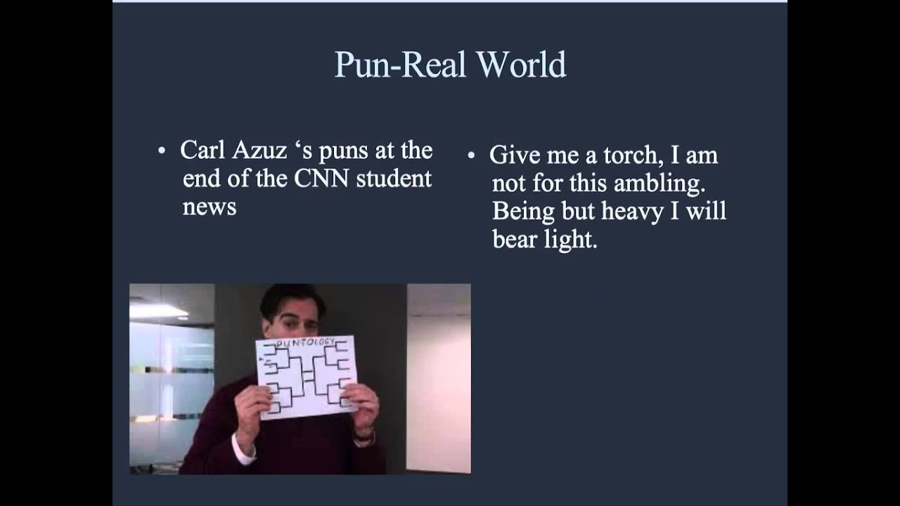 What Is Pun Definition And Examples Mandegarfo