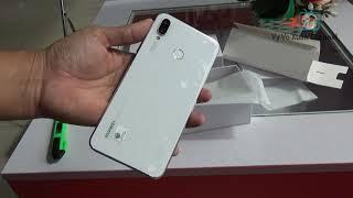 Unboxing Huawei Nova 3i Pearl White color