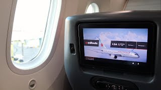 Air Canada Premium Economy Class on Boeing 787-9 from Toronto to Vancouver | Flight 101 Trip Report