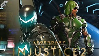 Injustice 2 - NEW BATMAN EPIC GEAR AND GREEN ARROW HOOD REVEALED! (News Roundup)