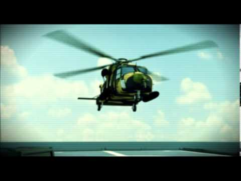 Impact Multimedia - 3D Animation - MRH90 Helicopter