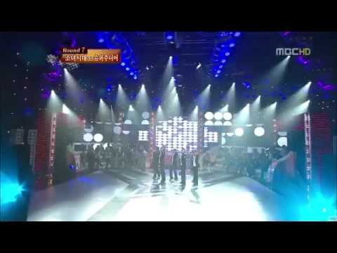 SNSD - Smooth Criminal(Michael Jackson) @ Dance Battle [HD] Music Videos