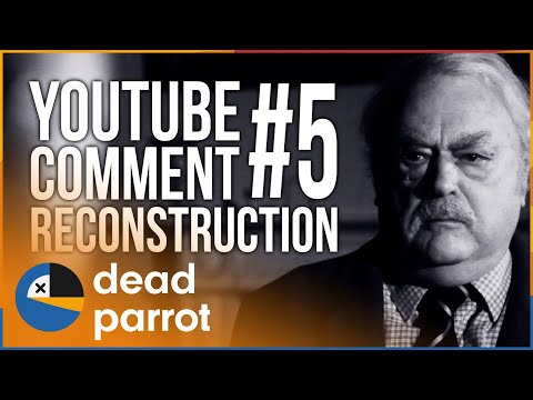 YouTube Comment Reconstruction #5 -  Nelson Mandela Is Dead - Official News