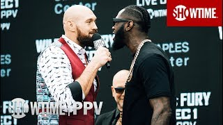 The Road to Wilder vs. Fury | December 1 on SHOWTIME PPV