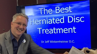 The Best Herniated Disc Treatment