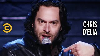 Chris D'Elia - What Drunk Girls Are Really Like - White Male. Black Comic.