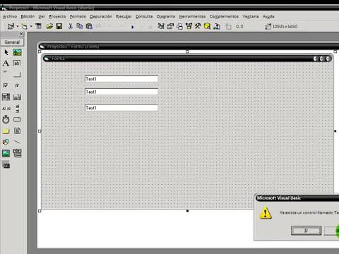 Como crear y conectar una base de datos con Visual Basic