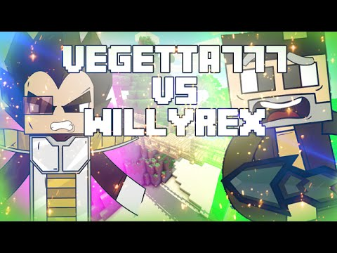 MINECRAFT | VEGETTA777 VS WILLYREX | MINECRAFT MAPA DE AVENTURAS | PARKOUR VEGETTA777 Y WILLYREX
