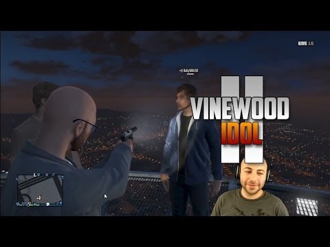 GTA V - Vinewood Idol 2 Singing Competition