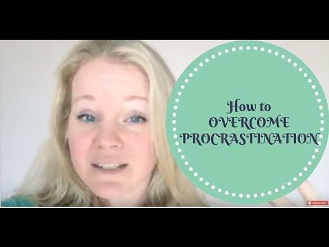 Overcoming Procrastination Mindset 1 Min Biztip #Tribevibes