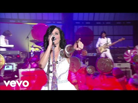 Katy Perry - Hot N Cold (live On Letterman) video