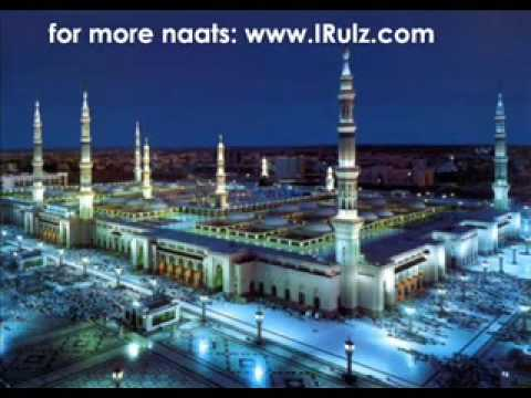 Urdu Naats | Hur Waqt Taswur Main Grat Naat Sharif By Irulz video