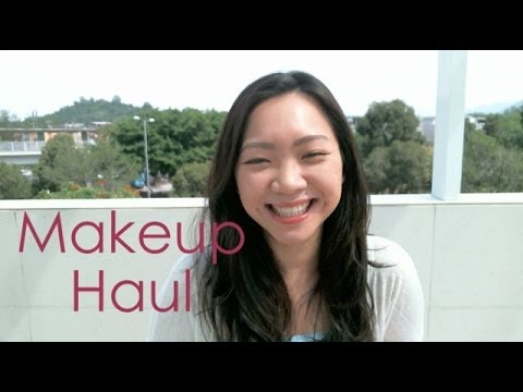 入秋妝物 Autumn makeup HAUL