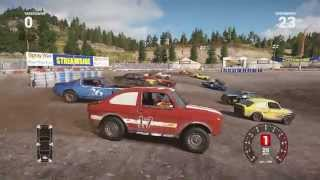 The Next Car Game: Derby: Mudpit - Gameplay [HD]