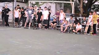 HK International Street Jam 2013 Skateboard 006