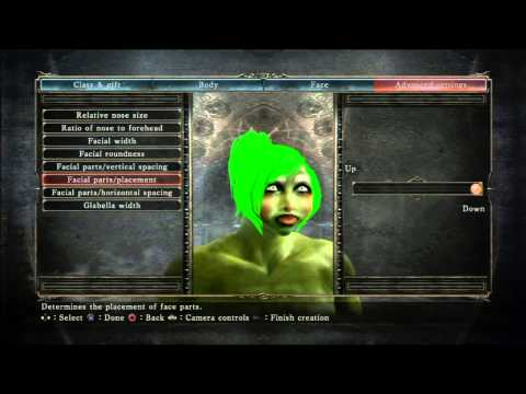 [Dopefish] Dark Souls 2 Character Creation!
