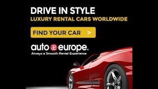 Award Winning Customer Service, Auto Europe Car Rental