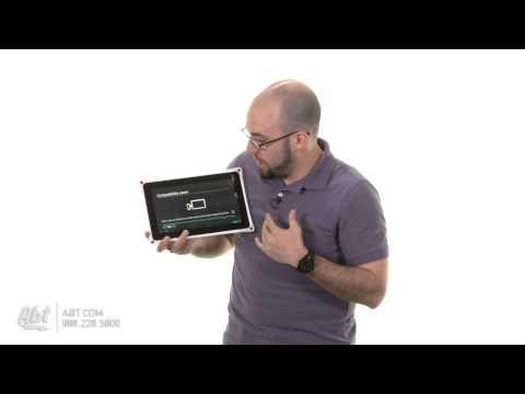 Nabi NabiXD 16GB Android Tablet (NABIXDNV10A) : Nabi...