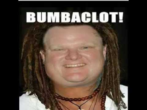 Rob Ford Rassclot Bumbaclot Dancehall Remix Produced By