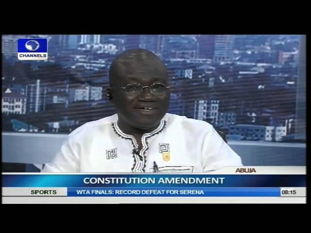 Minimum Wage: NLC Says Senate Has Lost Trust Of Nigerian Workers Pt.1