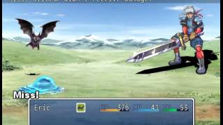 RPG Maker VX Ace Battle System 6 - Solo Actor Battler Graphic