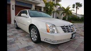 2009 Cadillac DTS 5 Passenger Luxury Review and Test Drive by Bill Auto Europa Naples