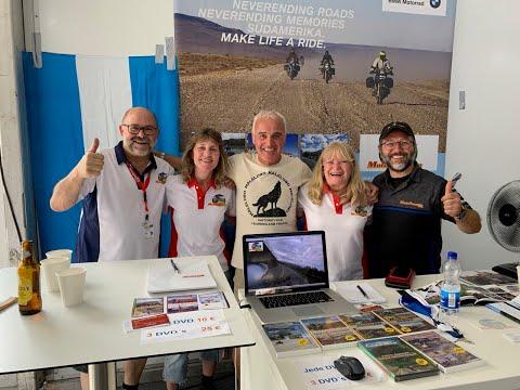 DJI Osmo Pocket HD Test BMW Motorrad Days Garmisch 2019 Motoaventura Chile