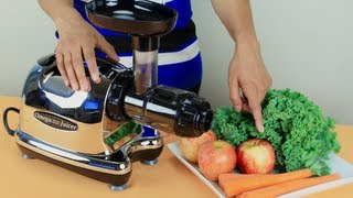 Omega J8006 Juicer Review - Omega J8006 Nutrition Center Review