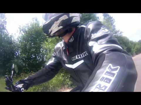 Nikkei Extreme X6 Testen op de motor