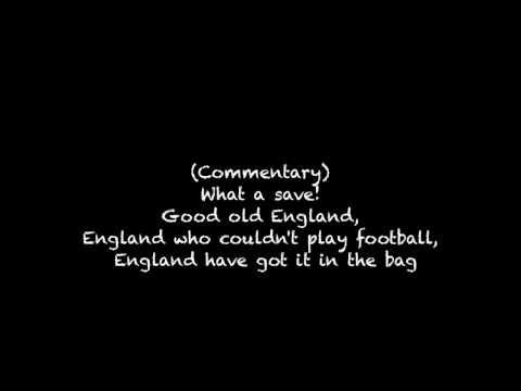 WORLD CUP - Three Lions (Lyric Video HD)