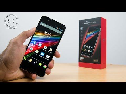Energy Phone Pro Review - @EnergySistem