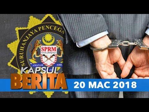 KAPSUL BERITA: Kes Ijok: Enam individu ditahan SPRM