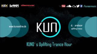 KUNO´s Uplifting Trance Hour 122 (April 2017)