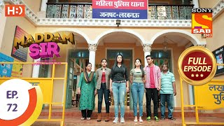 Maddam Sir - Ep 72  - Full Episode - 18th September 2020
