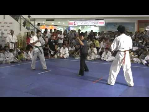 Best Fight no.1 (2nd Kyokushin Karate-do) Image 1