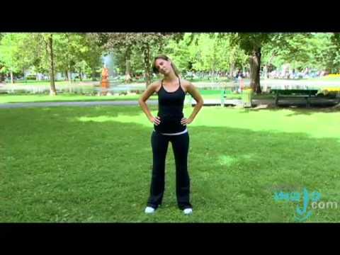 Nyújtó tornagyakorlatok futás előtt - Stretching Exercises Before Running