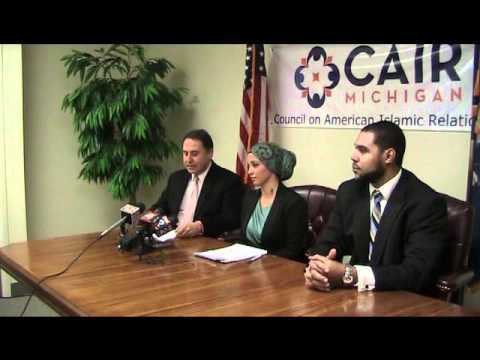 Michigan Islamic Academy Zoning Denial Press Conference