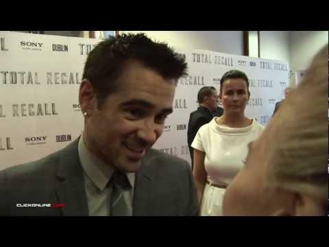 Total Recall Dublin Premiere