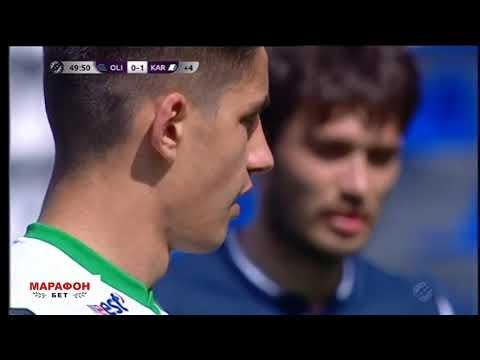 Олимпик 0:2 Карпаты   Обзор матча