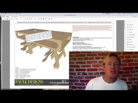PAULK COMPACT WORKBENCH PLANS