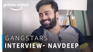GangStars - Interview - Navdeep (2018) | Telugu TV Series | Prime Exclusive | Amazon Prime Video